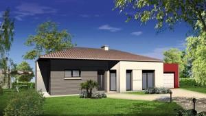 constructeur de maison Contemporaine Sud Loire / Nord Loire